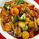 Shrimp and Scallop Hunan Style at Kum Fong Restaurant