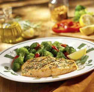 Photo of Herb-Grilled Salmon