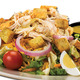 Smokehouse Salad at Sticky Fingers Smokehouse