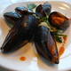 Smoked Westcott Bay Mussels at Ponti Seafood Grill