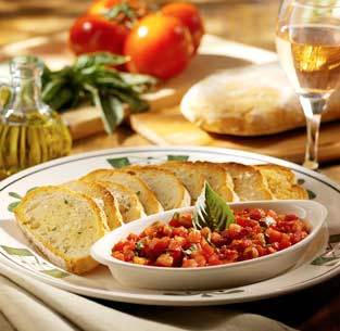 Photo of Bruschetta