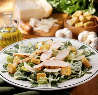 Photo of Grilled Chicken Caesar