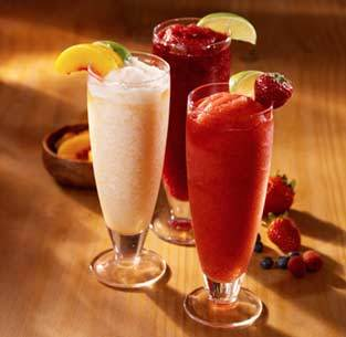 Photo of Daiquiris Strawberry, Peach, Mango or Wild Berry