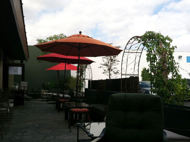 garden cafe reviews menu sherman oaks 91423