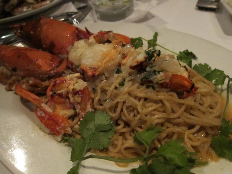 Crustacean Restaurant Menu Beverly Hills
