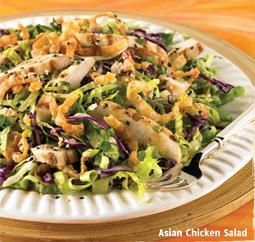 Photo of Asian Chicken Salad