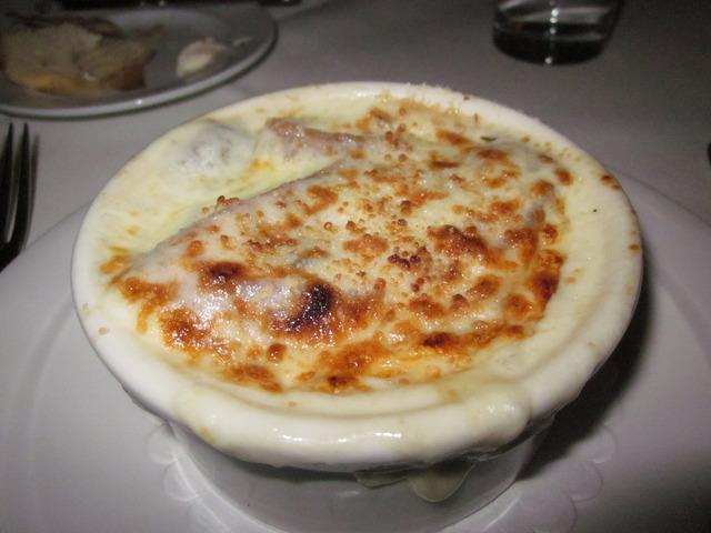 Photo of Onion Soup Gratinee