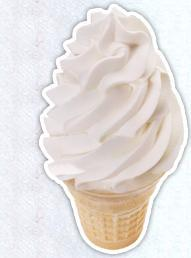 Photo of Vanilla Cone or Dish