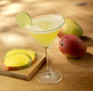 Photo of Mango Martini