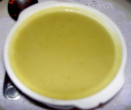 Photo of Celery Soup