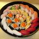 Sushi Party Tray at Cha Ya Cafe