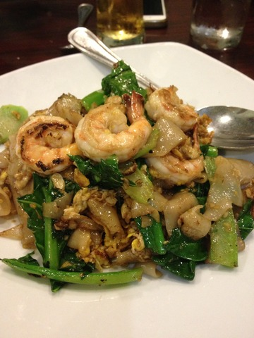 Pad See - Eew* at Ayara Thai Cuisine