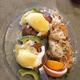 California Benedict at U.S. Egg Chandler Breakfast & Lunch Restaurant
