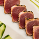 Seared Tuna Appetizer - Photo at The Fish House