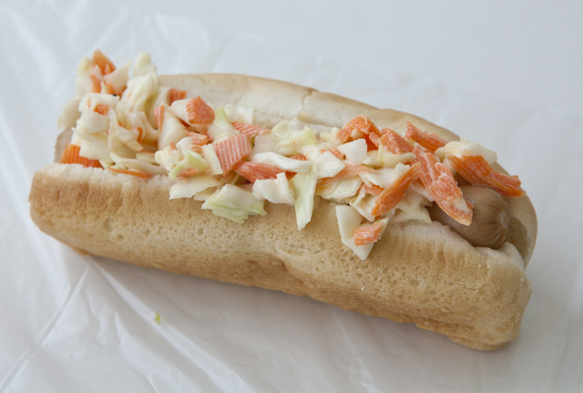 Slaw Dog at Cooks Drive In