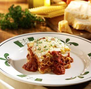 Olive garden reviews menu 389 shaw ave clovis 93612 for Olive garden lunch lasagna classico