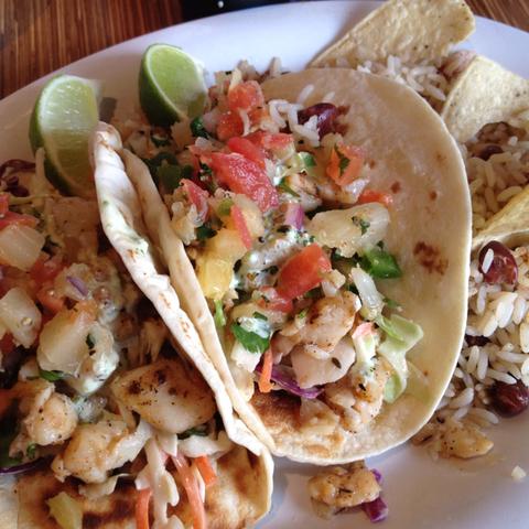 Rumbi reviews menu central city salt lake city 84102 for Fish taco menu