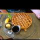 Belgian Waffle at U.S. Egg Chandler Breakfast & Lunch Restaurant