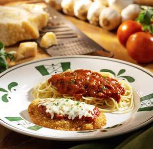 Photo of Chicken Parmigiana