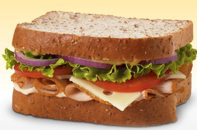Photo of Roast Turkey & Swiss Sandwich