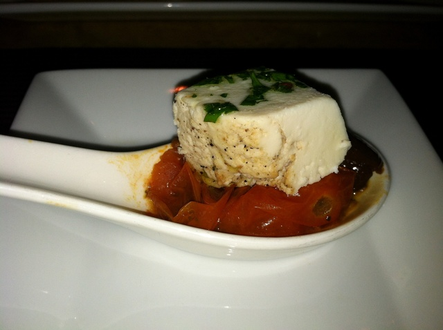 Verandah reviews menu the strip 3950 las vegas - Amuse gueule italien ...