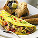 Omelet.jpg - Dish at Old Country Buffet - Richfield