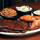 Ribs &amp; Wings at Sticky Fingers Smokehouse