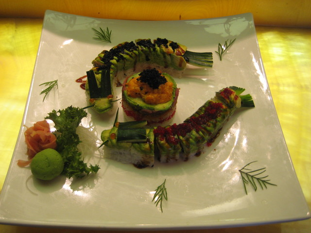 Photo of Dragon Roll