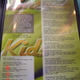 Entrees and Kids menu - Restaurant Menu at Chicago Diner