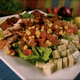 Photo By James Borg - Southwest Cobb Salad at Legends at Diablo Creek