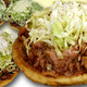 Sopes - Dish at King Taco