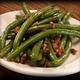 Spiced Pecan Green Beans - Spiced Pecan Green Beans at Firebird's Wood Fired Grill