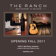 OPENING FALL 2011! - Interior at The Ranch Restaurant & Saloon