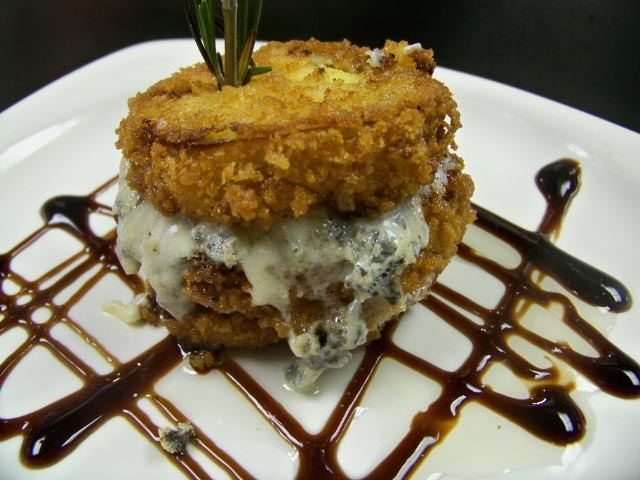 Fried Green Tomatoes at Gershwin's
