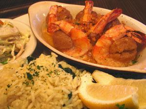 Photo of stuffed shrimp