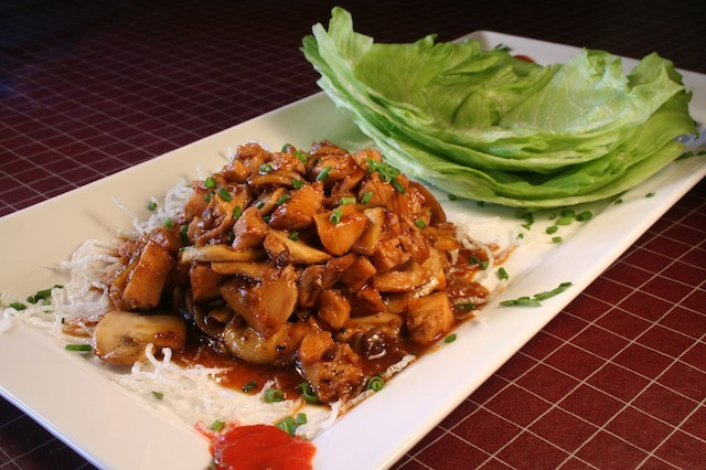 Photo of Chicken Lettuce Wraps