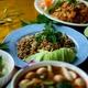 Chicken Larb at Grandma Thai Cuisine