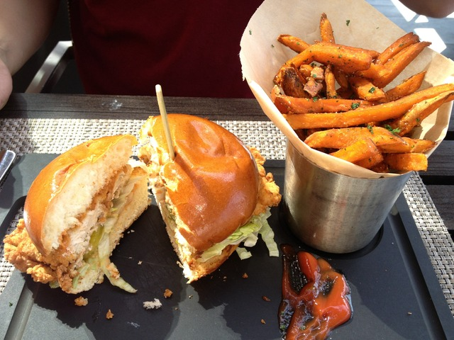 Photo of Southern Fried Chicken Sandwich