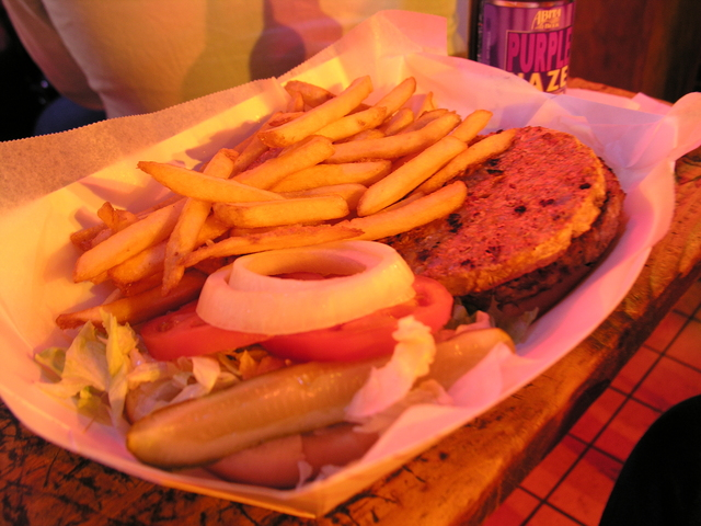 Photo of Veggie Burger