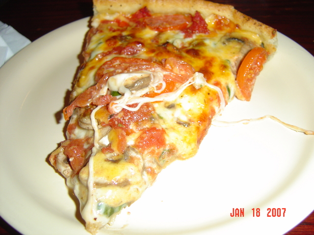 """Photo of The """"Lou"""" - A great pizza at a good price!"""