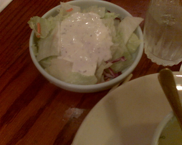 Photo of Dinner Salad