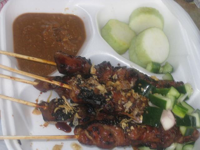 ... indonesia indonesian beef satay stock indonesian beef satay salad beef