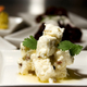Marinated Feta at Saffron Restaurant & Lounge