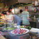 the line where you can watch your salad get made - Photo at Tender Greens