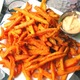 Sweet Potato Fries at The Cork House