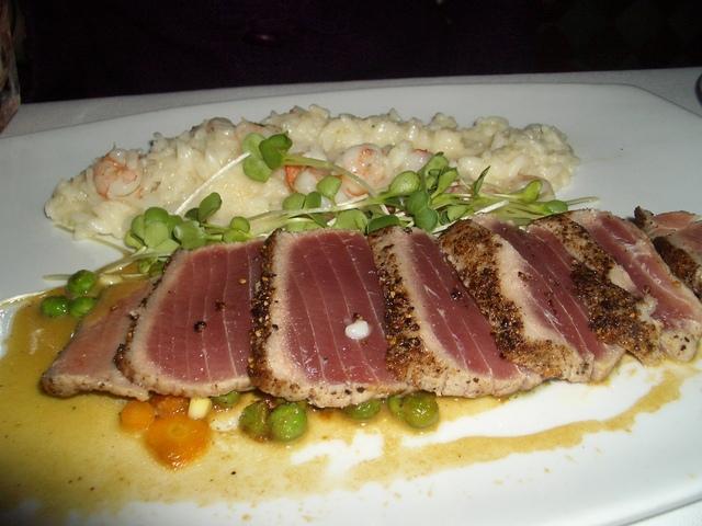 ... the ahi tuna ahi tuna is a great favorite grille seared ahi tuna