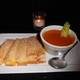 Grilled Cheese Sandwich With a Cup of Tomato Soup - Dish at Bistro Garden at Coldwater