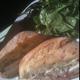 Salt & Pepper Chicken Sandwich at Tender Greens