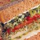 GOURMET VEGGIE CLUB® - GOURMET VEGGIE CLUB® at John's Pizza