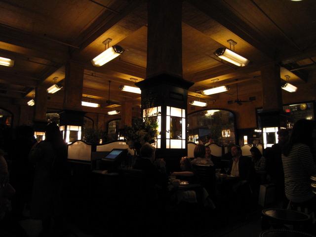 Balthazar reviews menu soho new york 10012 for Balthazar reservations